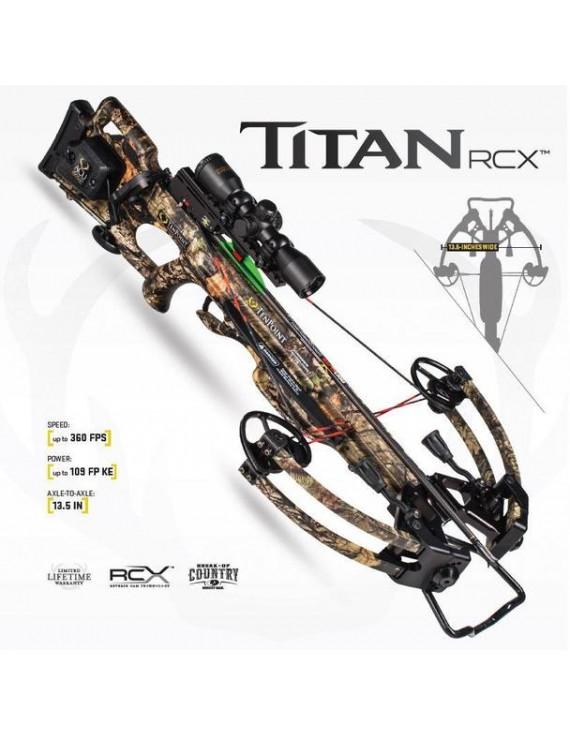 TenPoint Titan RCX