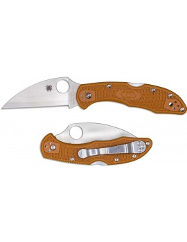 Spyderco C11FPWCBORE Delica WC HAP40 Sprint Run Knife